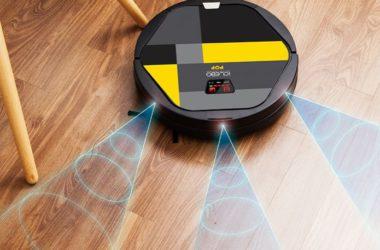 robot aspirateur pas cher