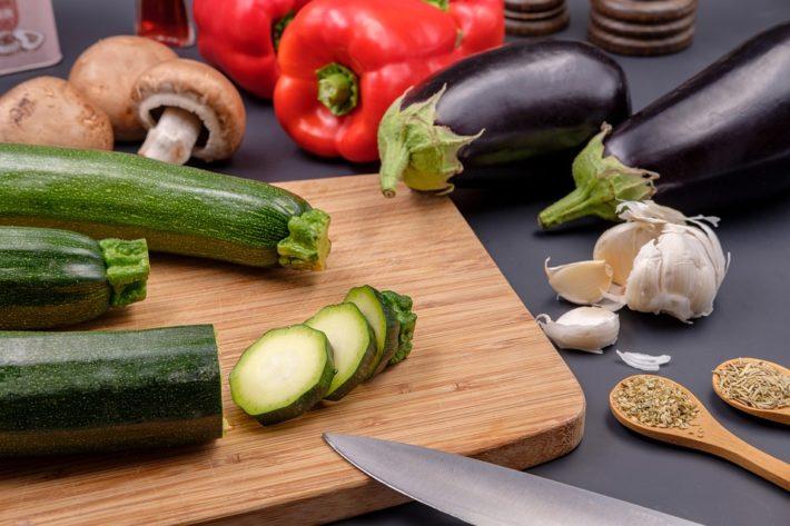blog végétarien